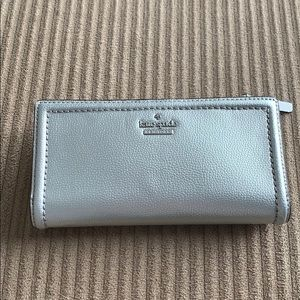 Kate Spade New York Silver Wallet